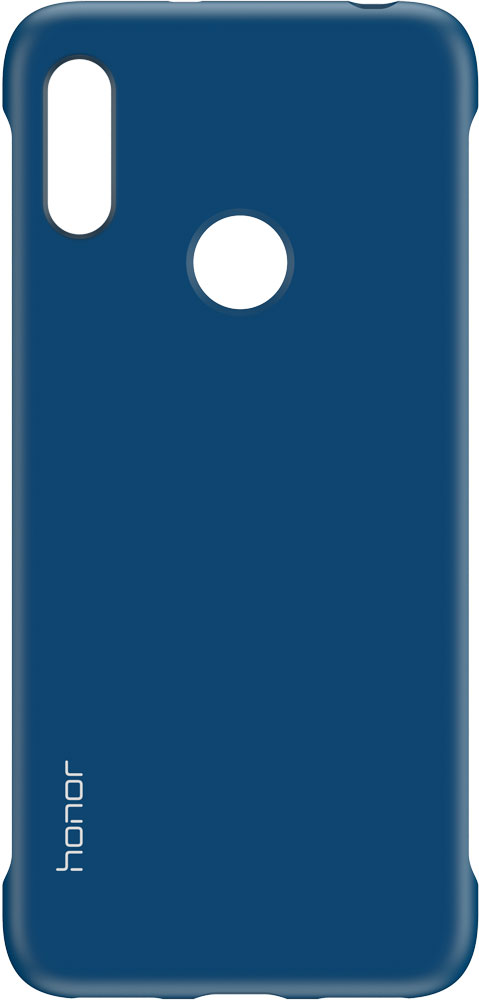 Клип-кейс Honor 8A пластик Blue (51993060) клип кейс vili honor 8a tpu blue