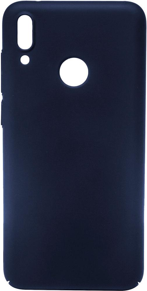 Клип-кейс MediaGadget Huawei P Smart 2019 пластик Blue