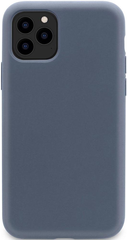 Клип-кейс DYP, Gum iPhone 11 Pro liquid силикон Navy, клип-кейс, Силикон, 0313-8063  - купить со скидкой
