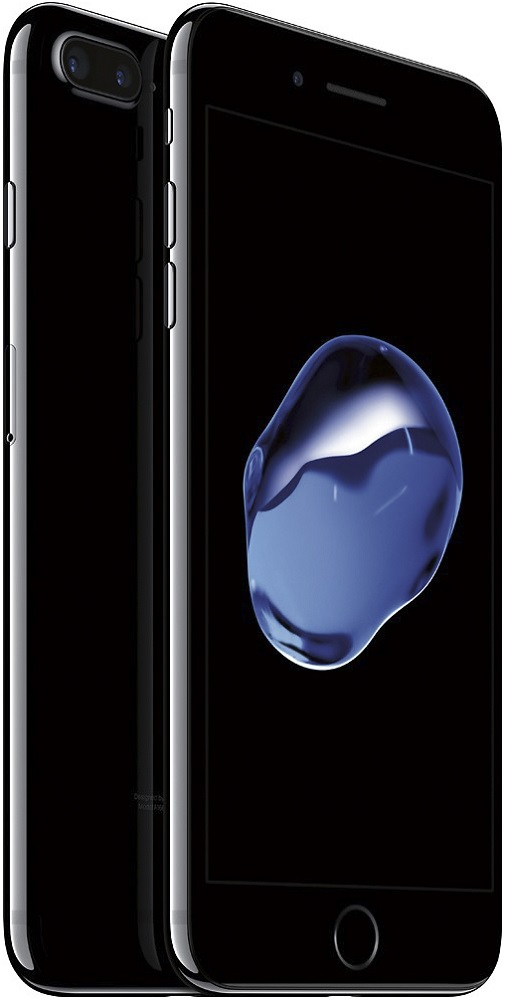 Фото - Смартфон Apple iPhone 7 Plus 32GB Jet Black (MQU72RU/A) объектив