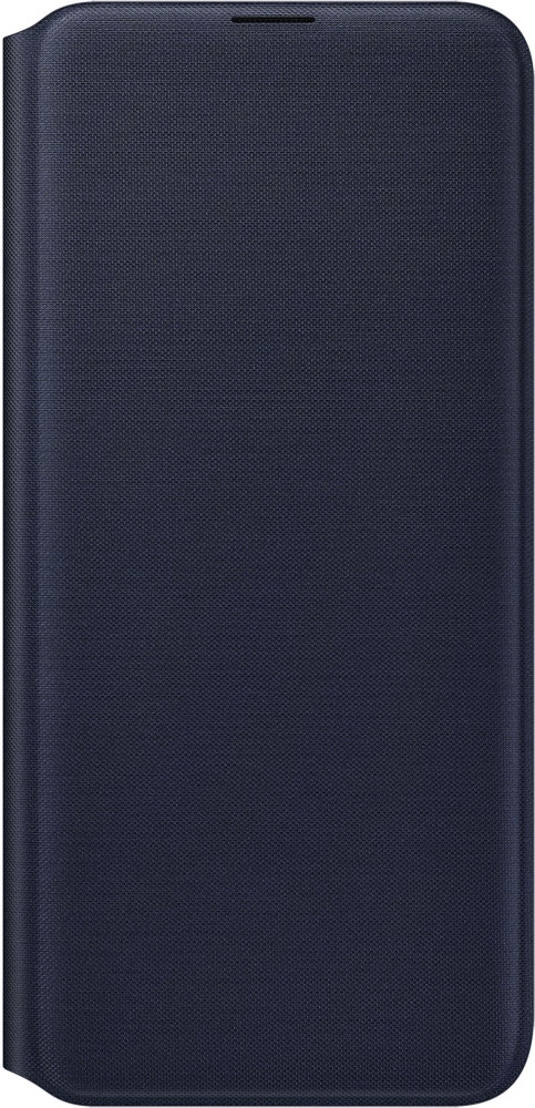 Чехол-книжка Samsung A20 EF-WA205P Wallet Cover Black