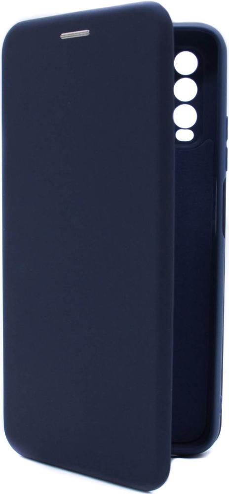 Чехол-книжка Borasco Xiaomi Redmi 9T ShellCase Blue