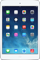 фото Планшетный компьютер Apple iPad mini Retina display Wi-Fi Cellular 32GB Silver