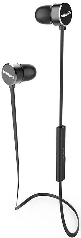 Беспроводные наушники Philips TAUN102BK Black стоимость