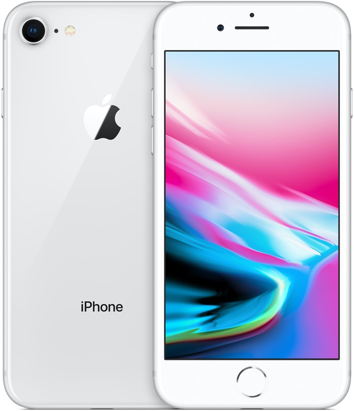Смартфон Apple iPhone 8 128Gb Silver (Серебристый) фото