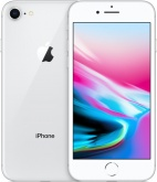 фото Смартфон Apple iPhone 8 128Gb Silver (Серебристый)