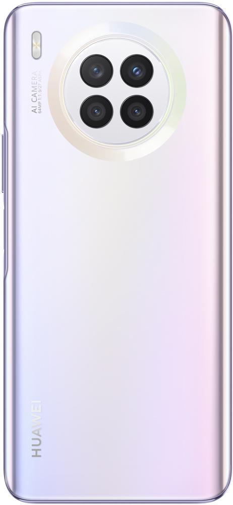 Смартфон Huawei Nova 8i 6/128Gb Silver фото 2