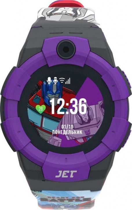 Детские часы Jet Kid Megatron vs Optimus Prime Purple фото