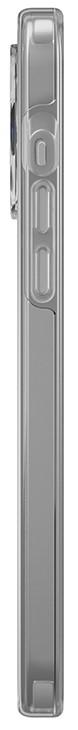 Клип-кейс Uniq iPhone 13 Anti-microbial прозрачный фото 3