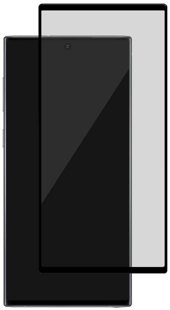 Стекло защитное uBear Samsung Galaxy Note 10 3D черная рамка стекло защитное ubear iphone xr 0 2 мм черная рамка