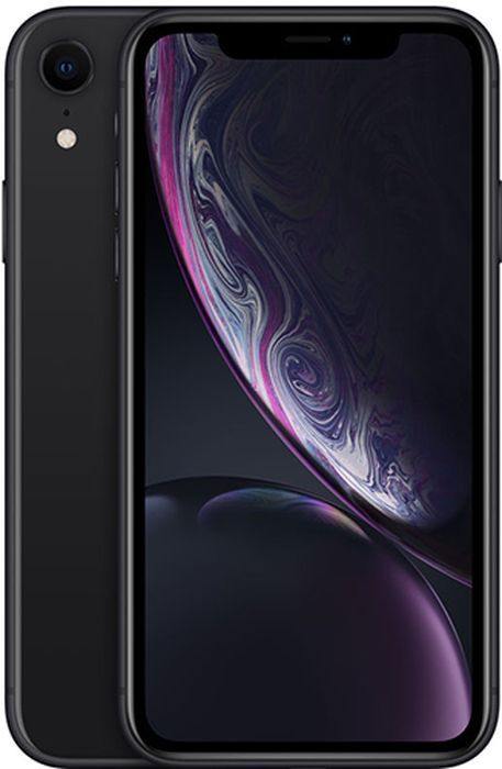 Смартфон Apple iPhone XR 128Gb Black (Черный) фото