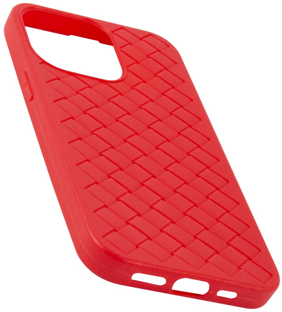 Клип-кейс UNBROKE iPhone 13 Pro Braided Red фото 2