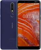 фото Смартфон Nokia 3.1 Plus 32Gb Blue