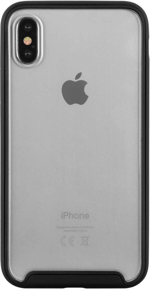 Фото - Клип-кейс Hardiz Defense iPhone X Black объектив