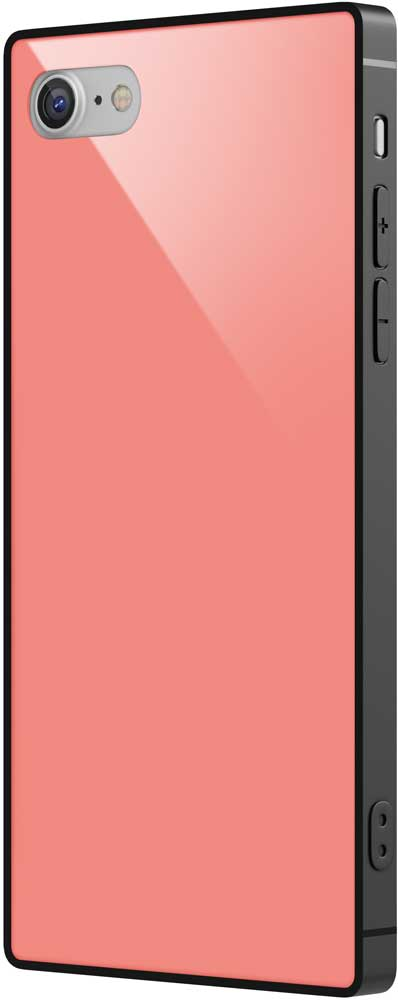 Клип-кейс Vipe Glass Apple iPhone 8/7 прямоугольный Pink клип кейс vipe glass apple iphone х прямоугольный red