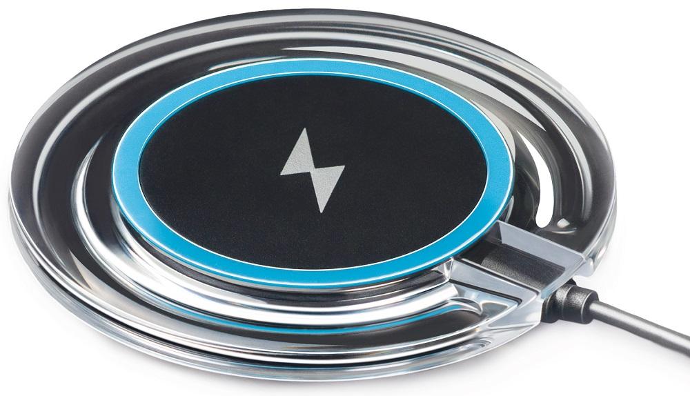 Беспроводное зарядное устройство Akai CH-6W01 5W Black