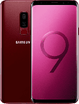 фото Смартфон Samsung G965 Galaxy S9 Plus 64Gb Бургунди