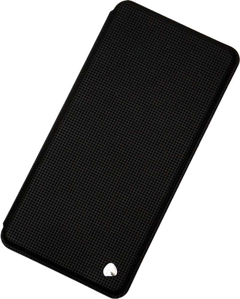 Чехол-книжка OxyFashion Nokia 5.1 Plus перфорация Black