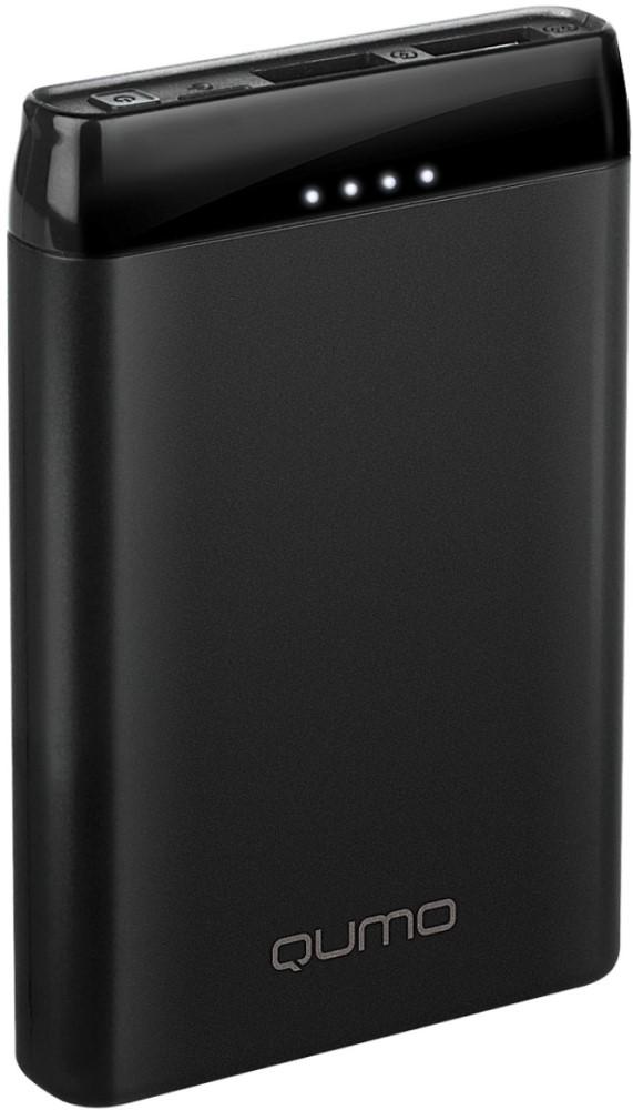 Внешний аккумулятор Qumo PowerAid P5000 5000mAh Black стоимость