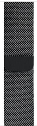 Ремешок для умных часов Apple Watch 38mm металлический black (MLJJ2ZM/A) wokka watch q360 black