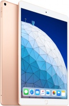 "фото Планшет Apple iPad Air 2019 Wi-Fi Cell 10.5"" 64Gb Gold (MV0F2RU/A)"