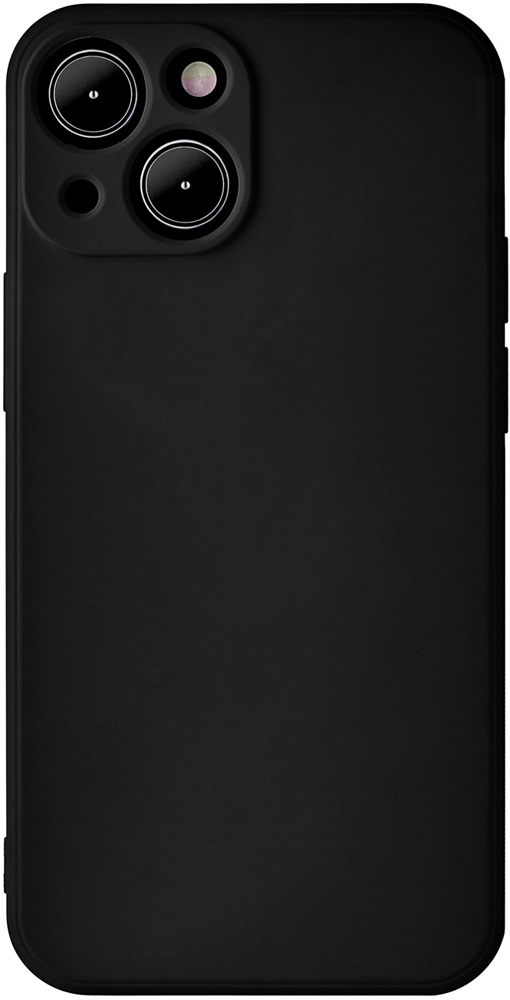 Клип-кейс uBear iPhone 13 mini Touch Case Camera protection Black фото 2