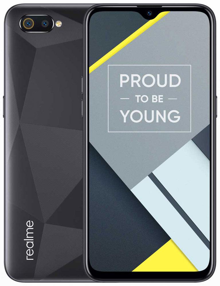 Смартфон Realme C2 2/32Gb Black фото