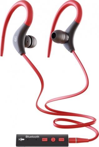 Bluetooth наушники Gal Bh 2008 Red Black цена на Bluetooth