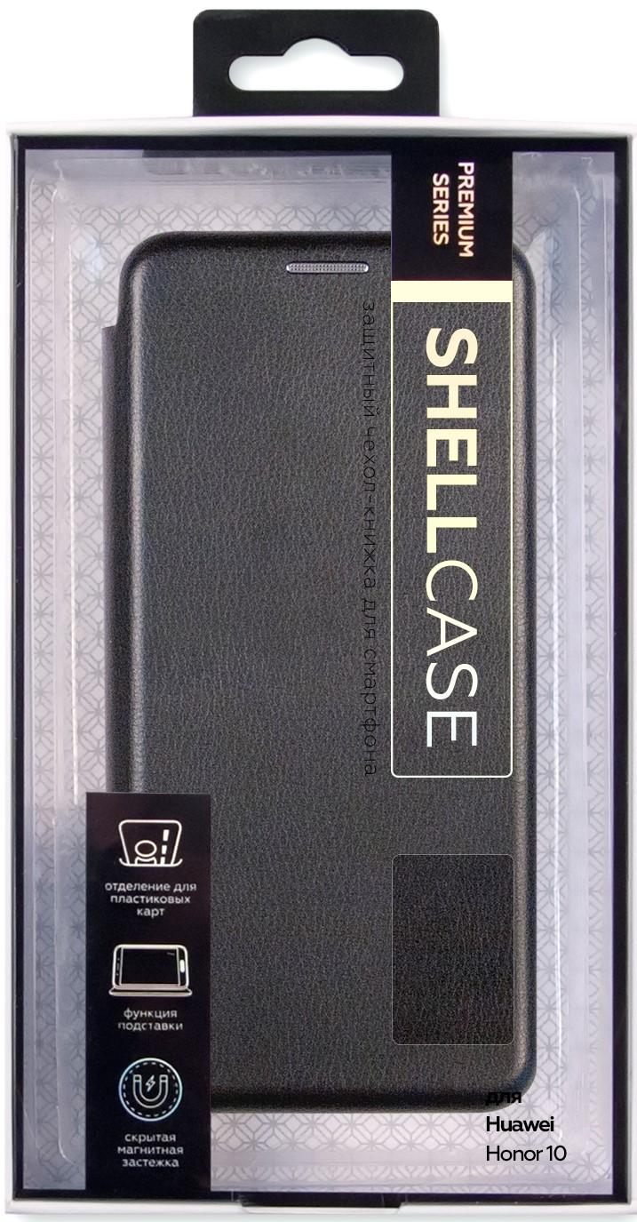 лучшая цена Чехол-книжка Smarterra ShellCase для Honor 10 black