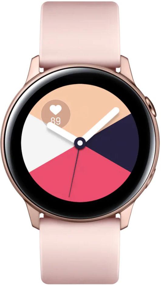 Часы Samsung Galaxy Watch Active SM-R500N Gold фото