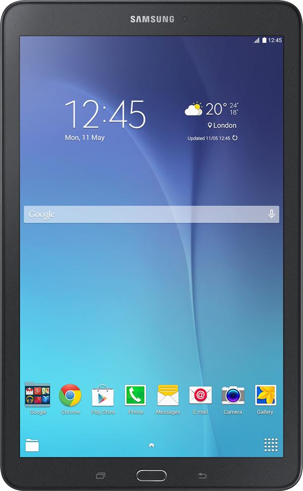 Планшет Samsung Galaxy Tab E 9.6 SM-T561 8Gb 3G Black планшет samsung galaxy tab e 9 6 sm t561 8gb white