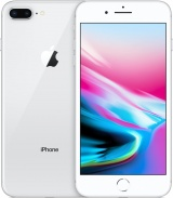 фото Смартфон Apple iPhone 8 plus 128Gb Silver (Серебристый)