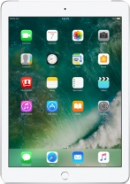 "фото Планшет Apple iPad 2017 9,7"" Wi-Fi + Cellular 32Gb Silver (MP1L2RU/A)"