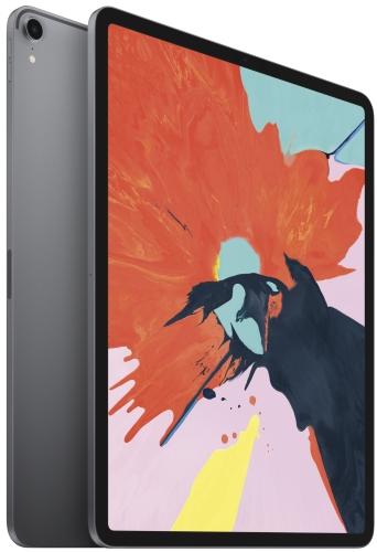 Планшет Apple iPad Pro 2018 Wi-Fi 12.9 256Gb Space Grey (MTFL2RU/A)