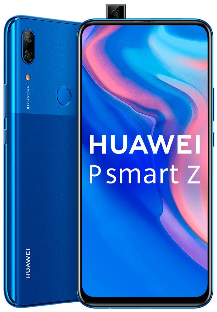 Смартфон Huawei P Smart Z 4/64 Gb Blue фото