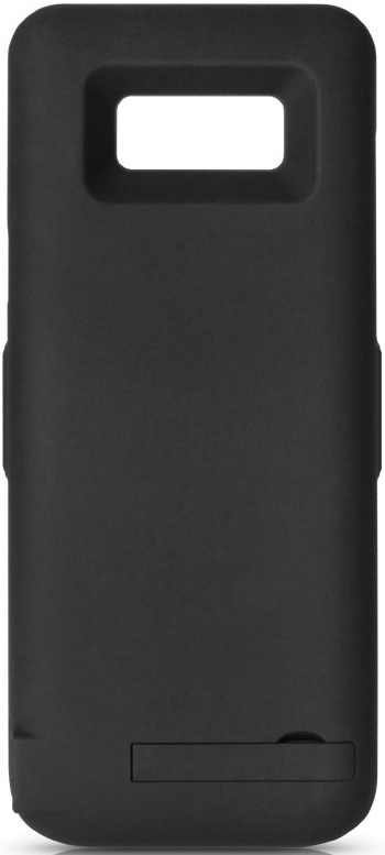 Чехол-аккумулятор DF sBattery-20 Samsung S8 5500 mAh slim Black цена и фото