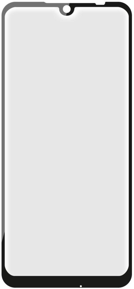 Стекло защитное Onext Xiaomi Redmi Note 7 3D черная рамка фото