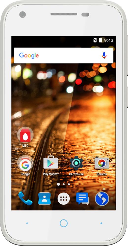 Смартфон МТС Smart Start 3 sim free White