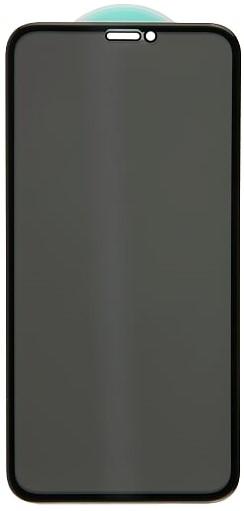 Стекло защитное RedLine для iPhone X 3D AntiSpy черная рамка стекло защитное redline iphone 11 3d privacy черная рамка