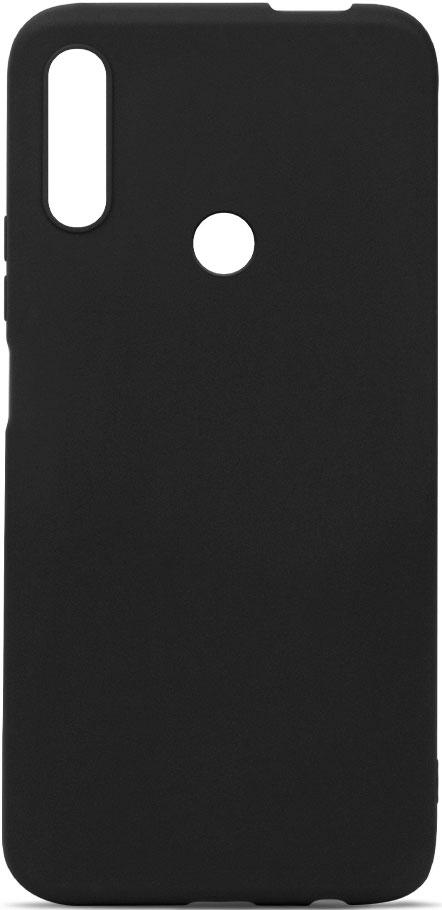 Клип-кейс Gresso Honor 9X силикон Black цена и фото