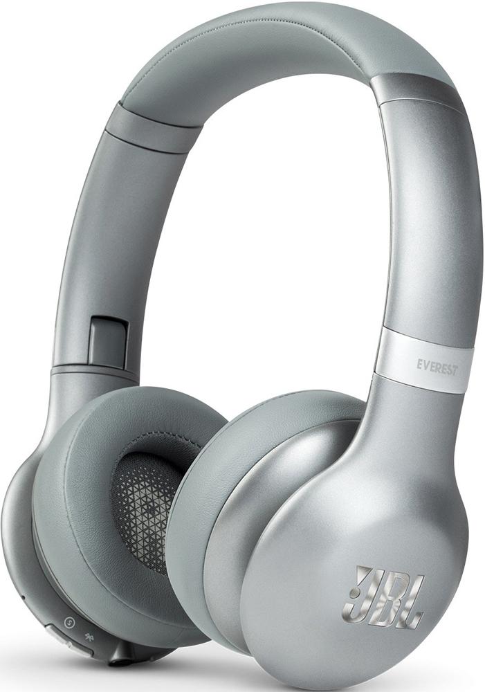 Беспроводные наушники с микрофоном JBL Everest 310bt Silver беспроводные наушники jbl everest 750bt silver