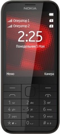 78f8f472ada Мобильный телефон Nokia 225 Dual Sim Black. Артикул  0101-3839. 13 отзывов