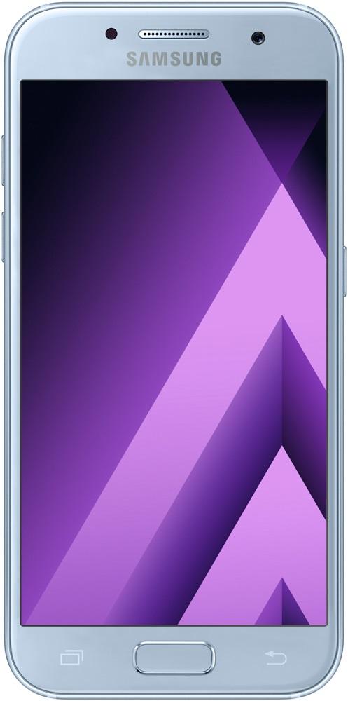 Смартфон Samsung Galaxy A3 (2017) SM-A320F/DS Blue