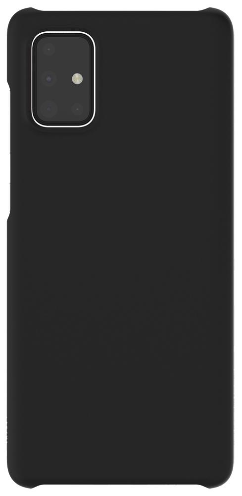 Клип-кейс WITS Samsung Galaxy A71 Black (GP-FPA715WSABR) чехол клип кейс samsung для samsung galaxy a71 wits premium hard case черный gp fpa715wsabr