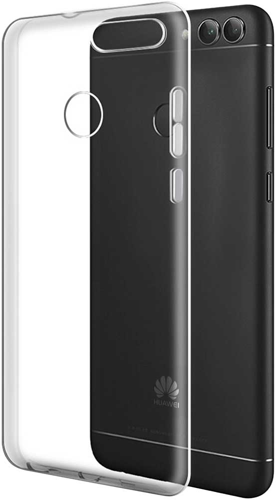 Клип-кейс Takeit Huawei P Smart прозрачный клип кейс inoi prism для huawei p smart 2019 серебристый