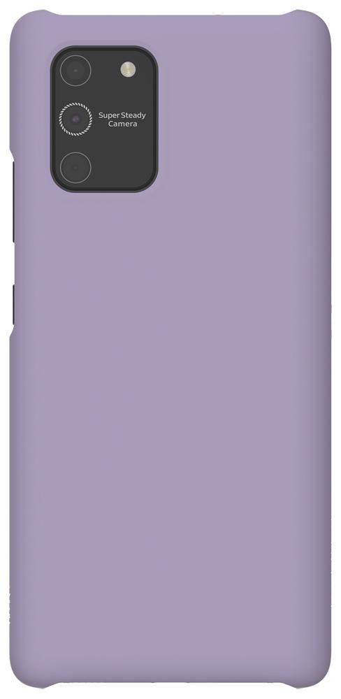 Клип-кейс WITS Samsung Galaxy S10 Lite Purple (GP-FPG770WSAER) фото