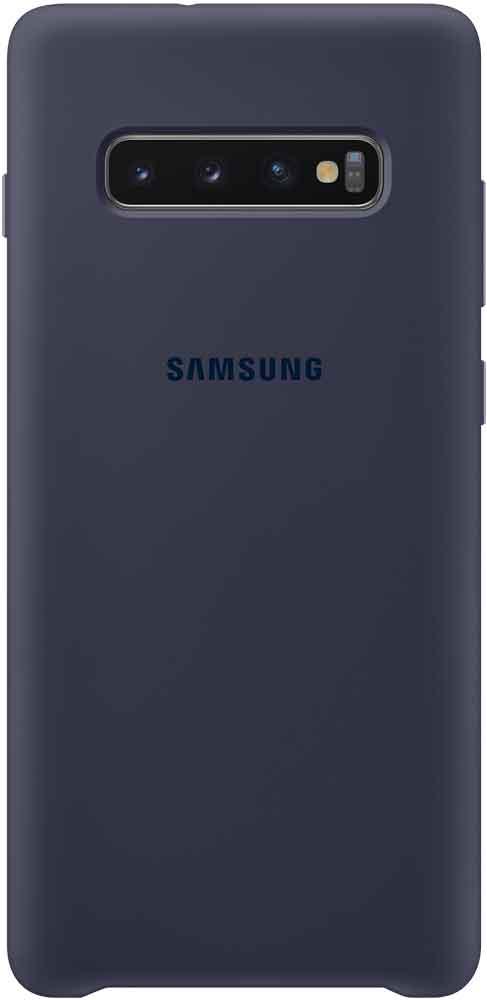 Клип-кейс Samsung Galaxy S10 Plus TPU EF-PG975TNEGRU Navy фото