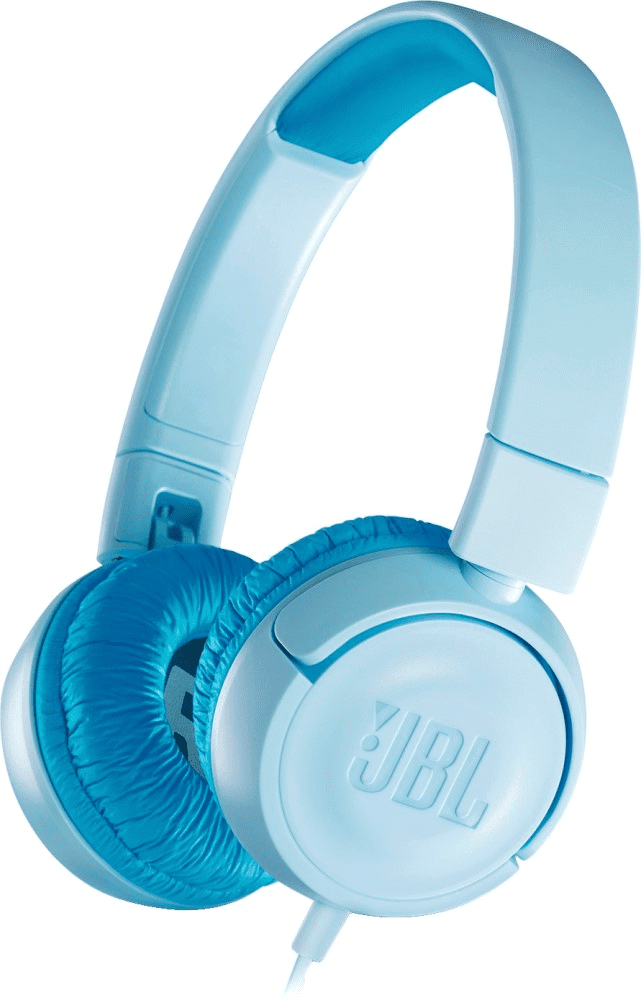 Наушники JBL JR300 накладные Blue недорого