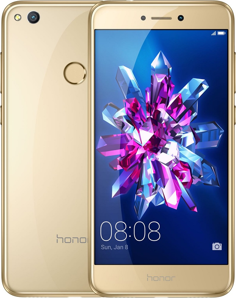 Смартфон Honor 8 Lite 32Gb Gold смартфон