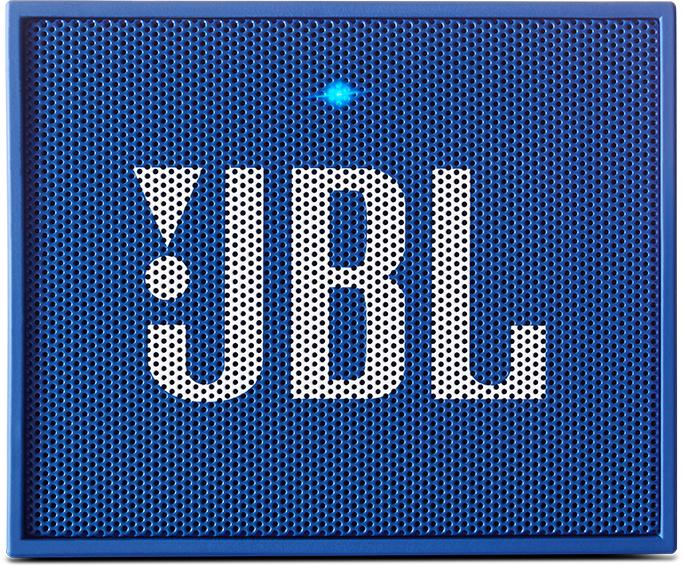 Портативная акустическая система JBL Go Blue